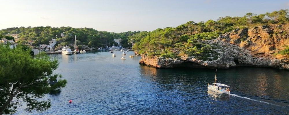 The Best Places off the Beaten Track in Mallorca - The Wise Traveller - Cala Figuera
