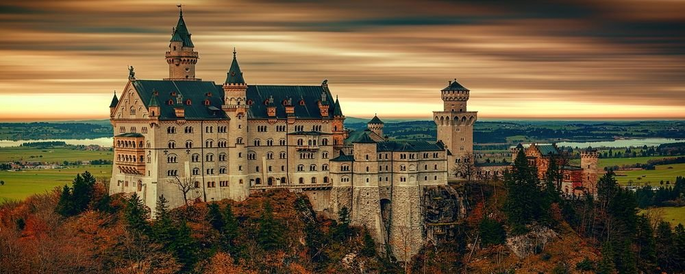 The Best Places to Visit for Fall Foliage - The Wise Traveller - Bavaria, Germany