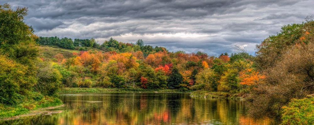 The Best Places to Visit for Fall Foliage - The Wise Traveller - Vermont - USA