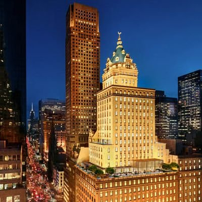 The Most Anticipated Hotel Openings Around the World in 2020 - The Wise Traveller - Aman New York City