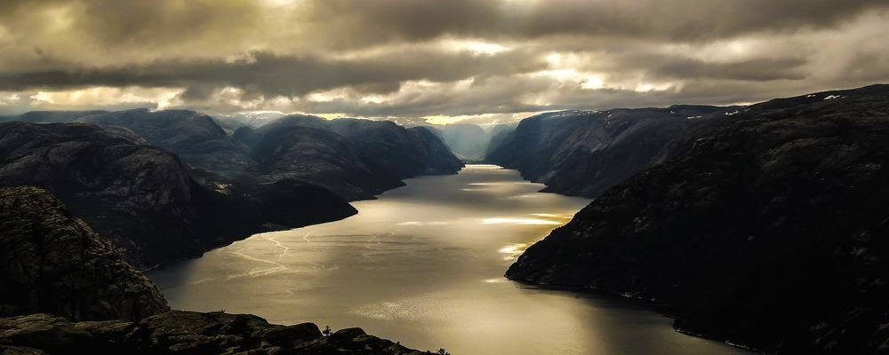 The Most Incredible Fjords to Visit Around the World - The Wise Traveller - Lysefjord - Norway