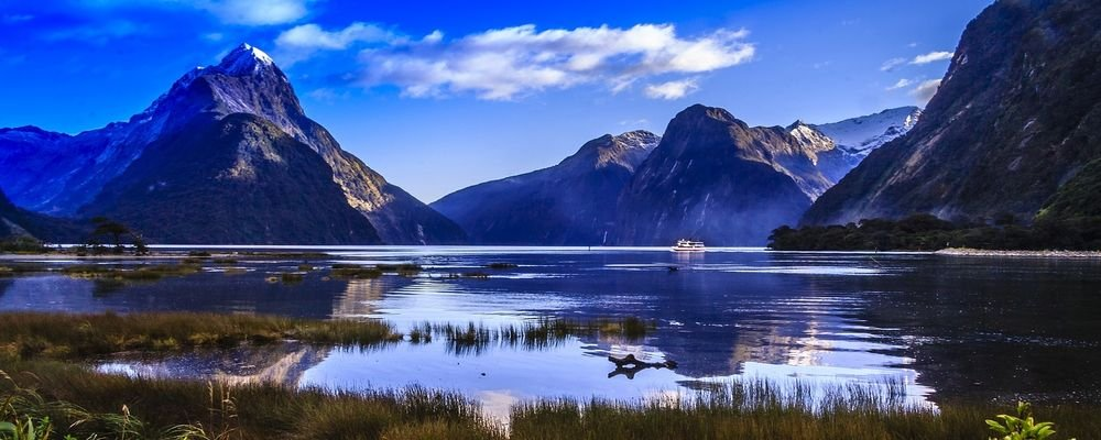 The Most Incredible Fjords to Visit Around the World - The Wise Traveller - mitre-peak - Milford Sound