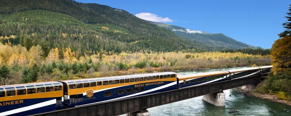 The Most Scenic Railway Journeys in the World - The Wise Traveller - Rocky Mountaineer's First Passage to the West