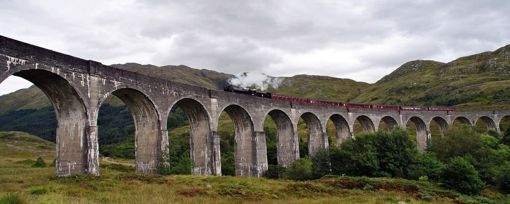 The Most Scenic Railway Journeys in the World - The Wise Traveller - Scotland