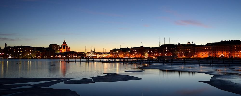 The Most Sustainable Cities to Visit in 2019 - The Wise Traveller - Helsinki - Finland