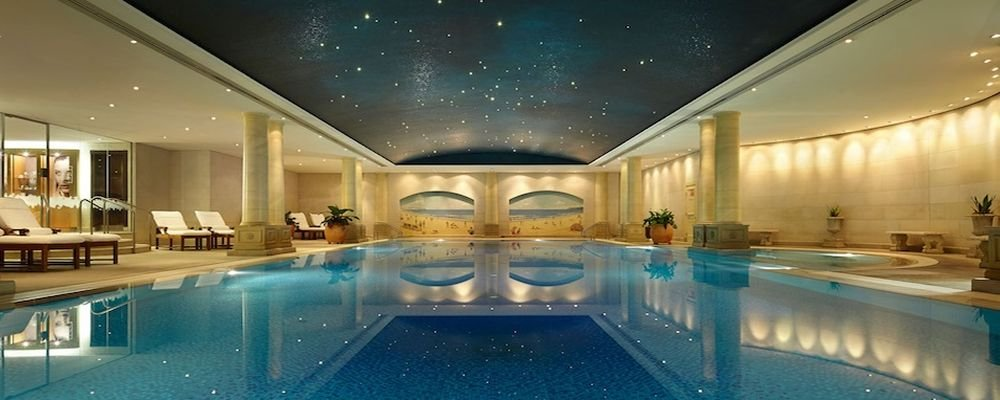 The World's 10 Best Hotel Swimming Pools - The Wise Traveller - Sydney's The Langham Hotel Pool