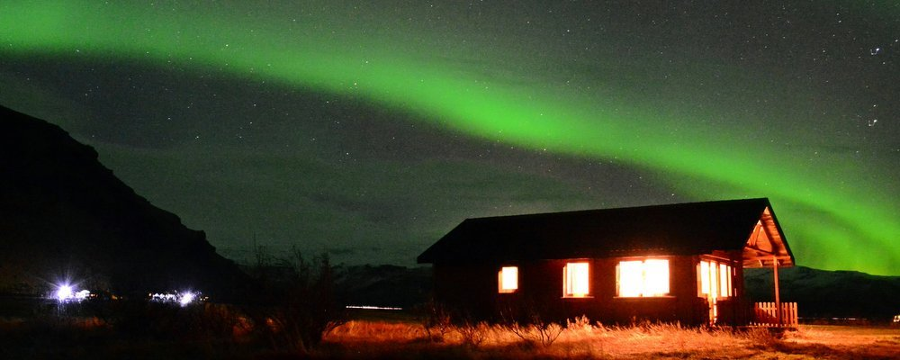 This Month In Travel - Winter Holidays - Northern Lights