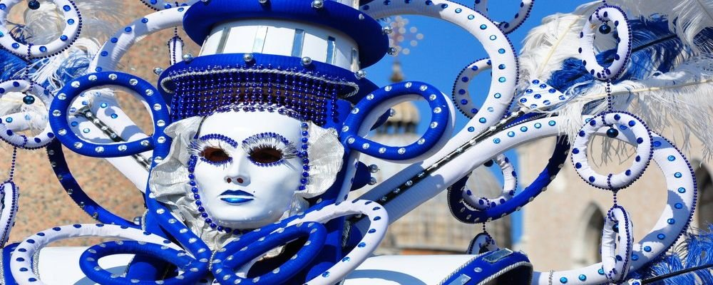 Top 10 Winter Festivals - The Best Winter Festivals Around the World - The Wise Traveller - Carnevale Venice, Italy