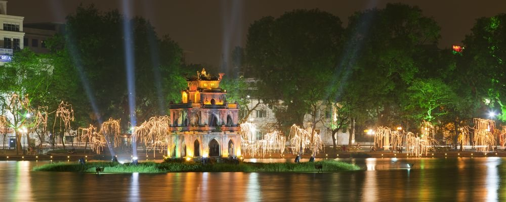 Top 3 Cities For Chinese New Year - The Most Stunning Places to Celebrate Chinese New Year - The Wise Traveller - Hanoi - Vietnam