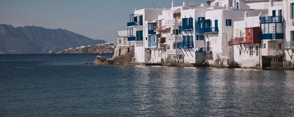 Top Travel Destinations from Instagrammers - The Wise Traveller - Greece - Mykonos