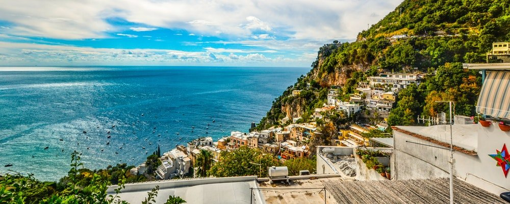 Top Travel Destinations from Instagrammers - The Wise Traveller - Italy - Amalfi Coast