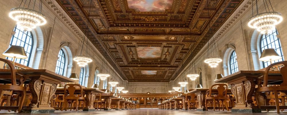 Unique Stops in New York City for History Buffs - The Wise Traveller - The Rose Main Reading Room