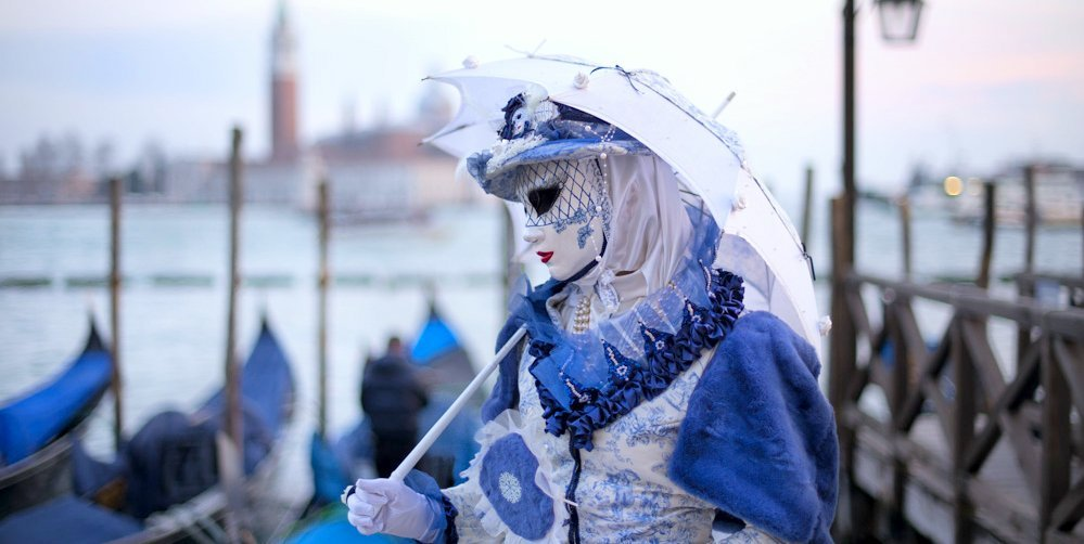 Venice Carnival - Stefano Montagner - The Wise Traveller