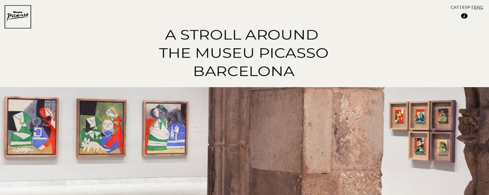 Virtual Culture Tours - The Wise Traveller - Picasso Museum