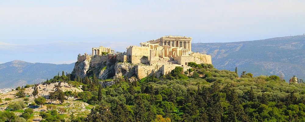 Virtual History Tours - The Wise Traveller - Acropolis