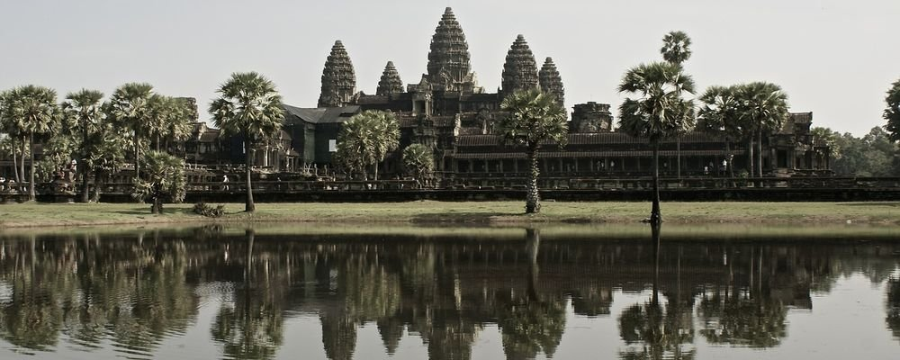 Virtual History Tours - The Wise Traveller - Angkor Wat
