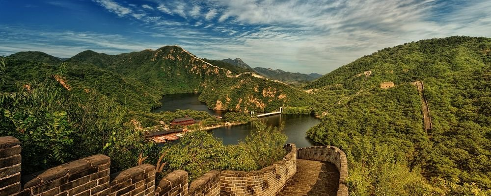 Virtual History Tours - The Wise Traveller - Great Wall of China