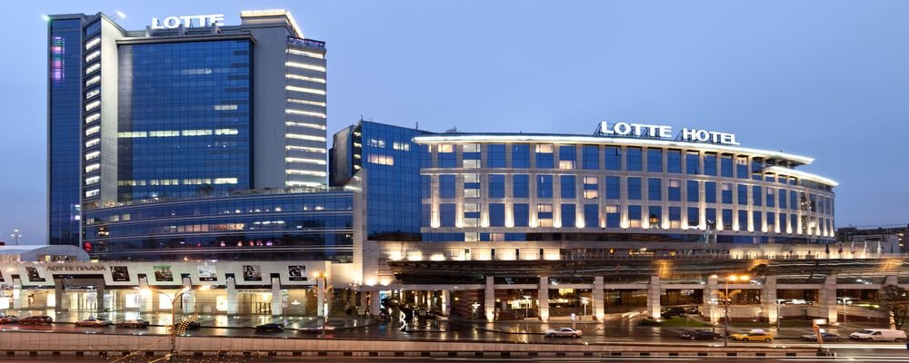 What Does $350 Per Night Get You? 7 Exciting Cities Around The World - The Wise Traveller - Lotte Hotel, Moscow