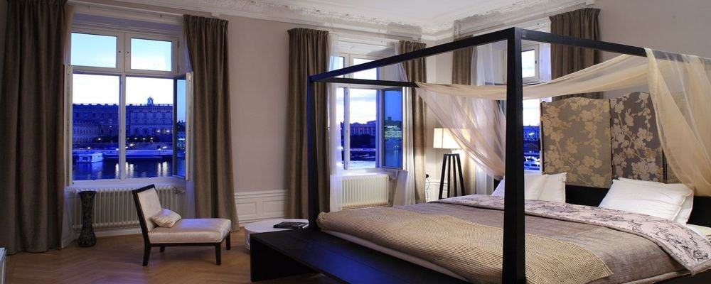 What Does $350 Per Night Get You? 7 Exciting Cities Around The World - The Wise Traveller - Lydmar Hotel Stockholm