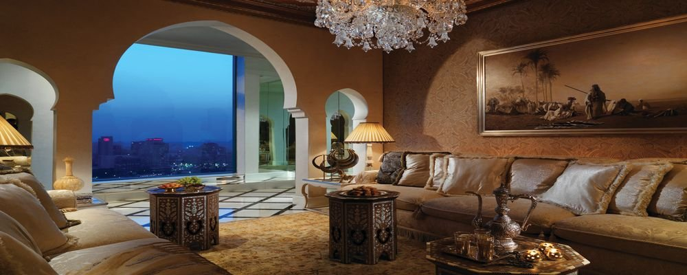 What Does $350 Per Night Get You? 7 Exciting Cities Around The World - The Wise Traveller - The Four Seasons, Cairo