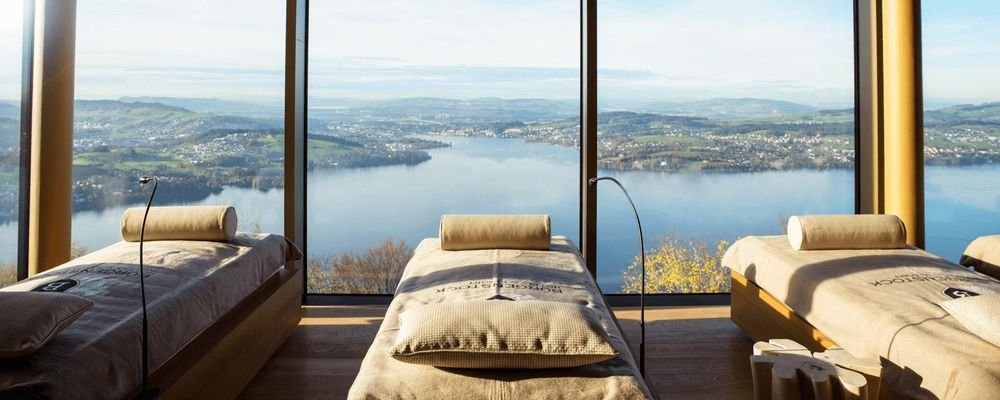 Where to Hang Out in Zen Mode - The Wise Traveller - Waldhotel Health and Medical Excellence - Burgenstock