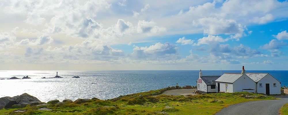Where to Visit in Cornwall - England - The Wise Traveller - Land's End