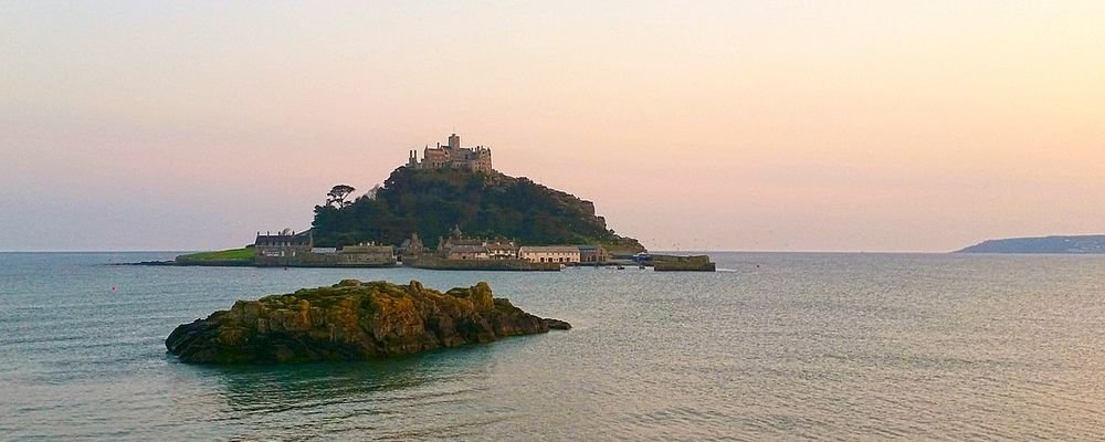 Where to Visit in Cornwall - England - The Wise Traveller - St Michael's Mount