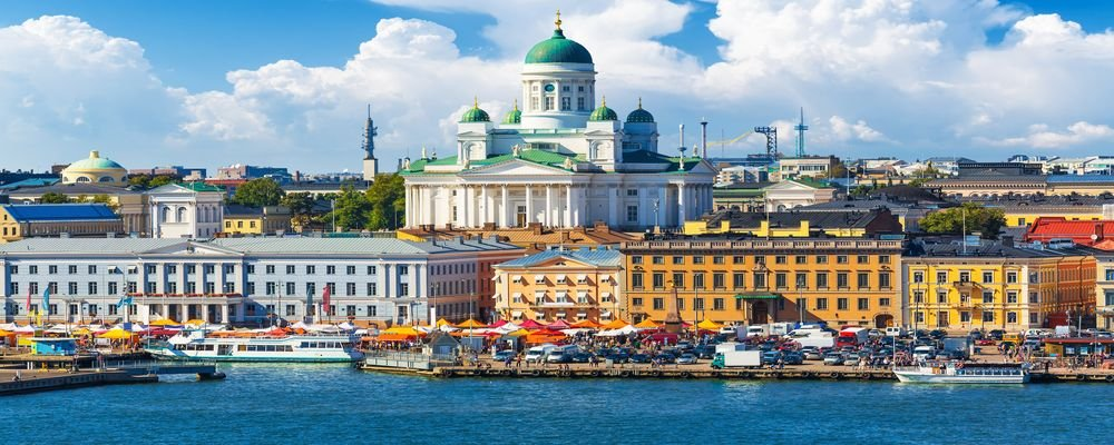 Where to Visit in Finland - The Wise Traveller - Helsinki