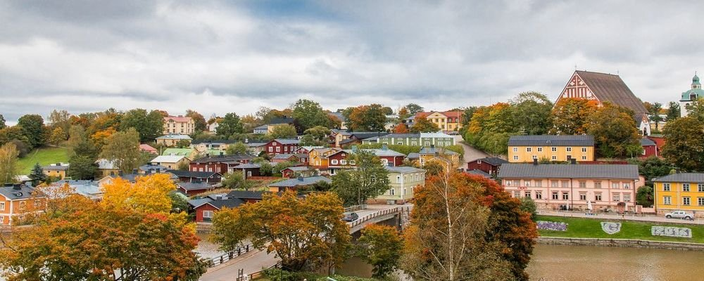 Where to Visit in Finland - The Wise Traveller - Porvoo