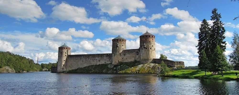 Where to Visit in Finland - The Wise Traveller - Savonlinna
