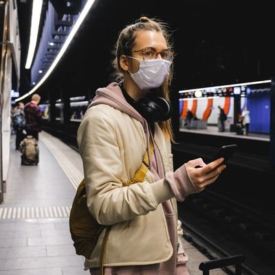 Which Travel Trends Will Surge and Decline Due to the Pandemic - The Wise Traveller - Facemask