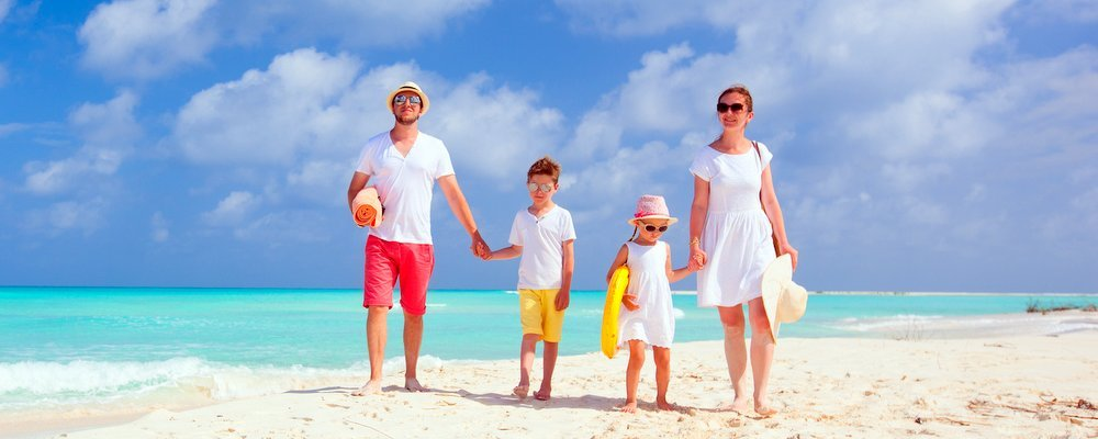 Why You Should Travel with Your Children - The Wise Traveller - Beach
