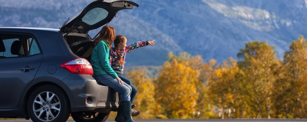 Why You Should Travel with Your Children - The Wise Traveller - Mother and Child