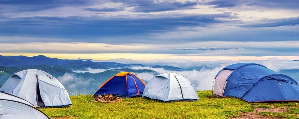 Why You Should Visit Places Outside of Peak Season - The Wise Traveller - Camping