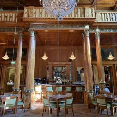 Wiesbaden—Wine, Architecture, Hot Springs and White Asparagus - The Wise Traveller - Wiesebaden Casino Interior